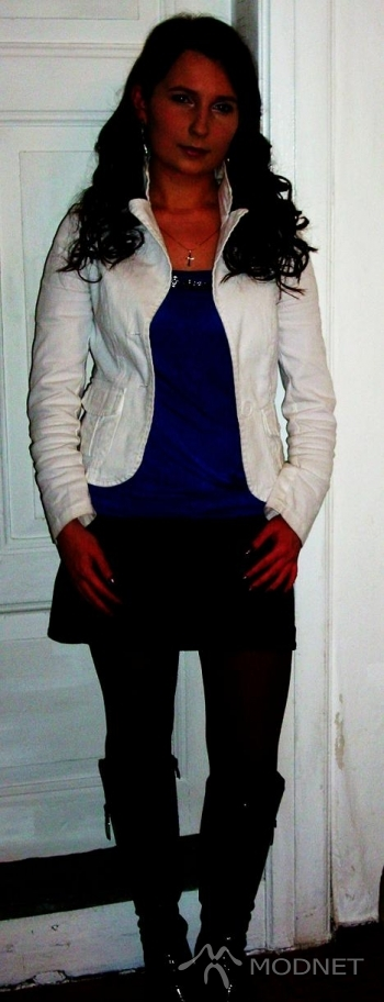 Bluzka Jeans Club, Galeria Victoria Wałbrzych