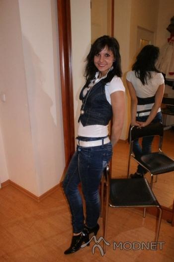Spodnie Newplay, Sara Limanowa
