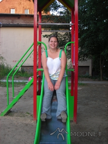 Spodnie Seyoo Jeans, Top Tu Knurów