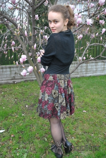 Spódnica H&M, C.H. Forum Gliwice