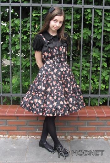 Koszula BodyLine, http://bodyline.co.jp; Sukienka BodyLine, http://bodyline.co.jp