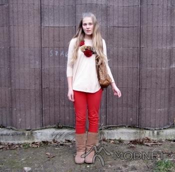 Sweter Zaella Paris, Second Hand Tarnobrzeg