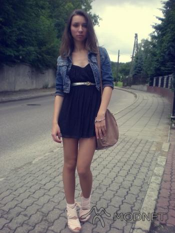 Sukienka Zara, Ciuszek Koszalin