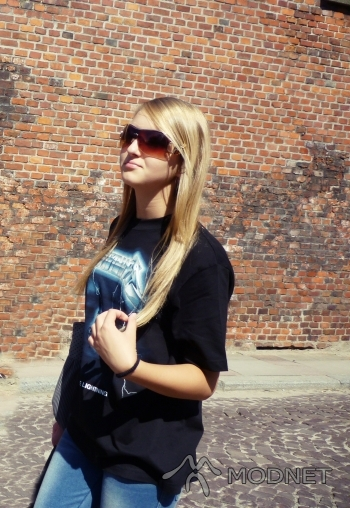 T-shirt promo stars, http://www.allegro.pl