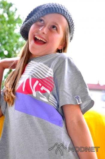 T-shirt Reporter, http://www.allegro.pl