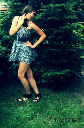 Sukienka Adio, http://www.allegro.pl