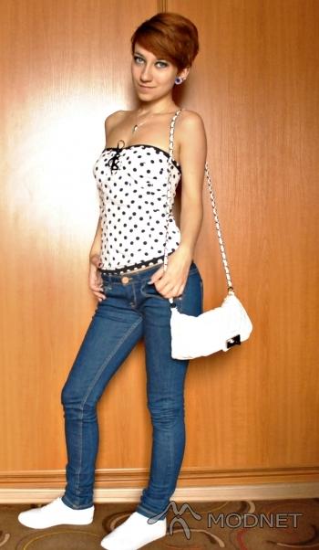 Bluzka H&M, http://www.szafa.pl