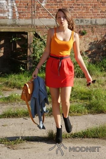 Spódnica Zara, http://www.romwe.com