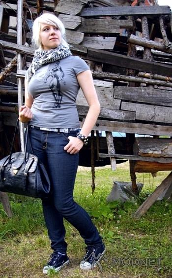 Jeansy Levi's, Odzież Używana Gdańsk