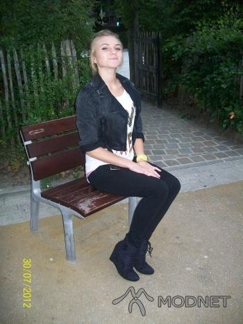 Kurtka Jolina Jeans, http://www.allegro.pl