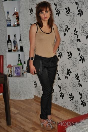 Spodnie FREESIA, http://www.allegro.pl
