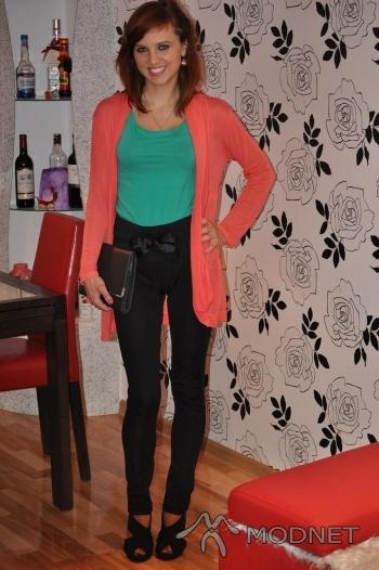 Kardigan Italian Fashion, Dom Towarowy Lubin