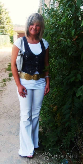 Torebka Bialcon, CDN Siedlce; Spodnie Bialcon, Butik Siedlce
