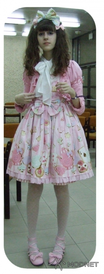 Opaska Angelic Pretty, http://angelicpretty.com