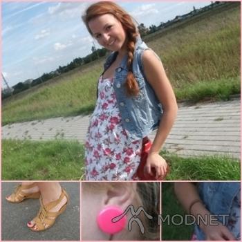 Sukienka Danity, http://www.allegro.pl
