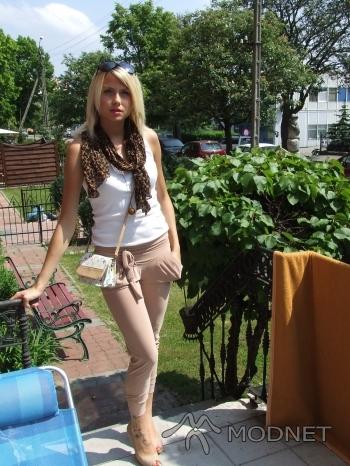 Legginsy Farasion, Mona Chełmno