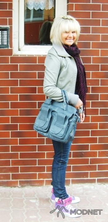 Spodnie Zara, DH Milenium Siedlce