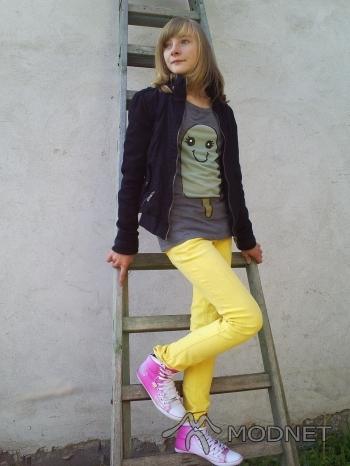 Spodnie Goodies, Textilmarket Bielsk Podlaski