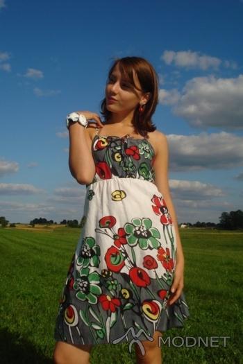 Sukienka Masha, Masha Garwolin