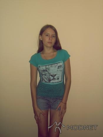 T-shirt Masha, Masha Garwolin