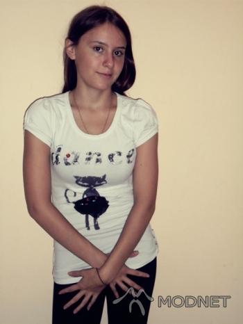 Bluzka Masha, Masha Garwolin