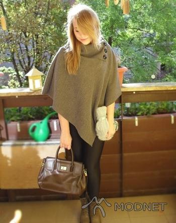 Peleryna SELAVI fashion, http://www.allegro.pl