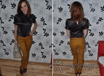 Spodnie Daisy, http://www.allegro.pl