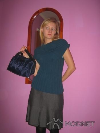 Sweter shine, http://www.allegro.pl