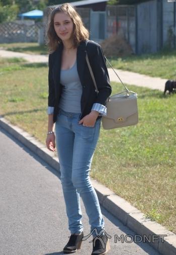 Spodnie Pretty Girl, Manufaktura Łódź