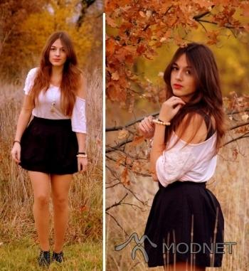 Spódnica H&M, http://www.allegro.pl