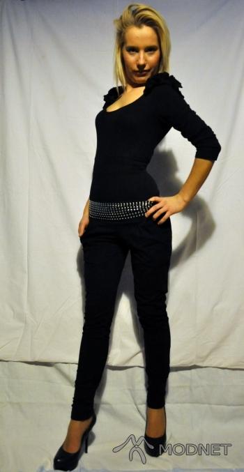 Spodnie F&M, http://www.allegro.pl