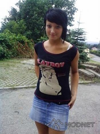 Bluzka Playboy, http://www.allegro.pl