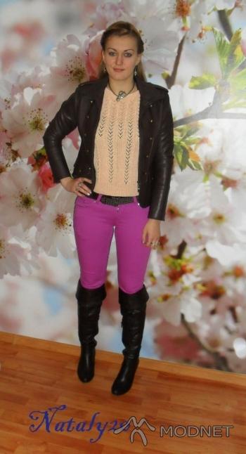 Spodnie Miss trendy, Sh Szprotawa