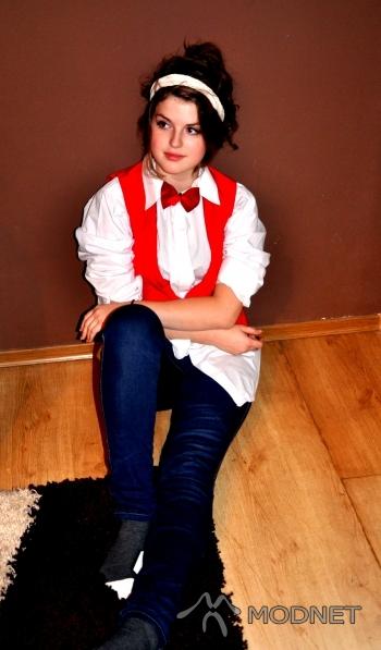 Kamizelka Ann Christine, http://www.allegro.pl