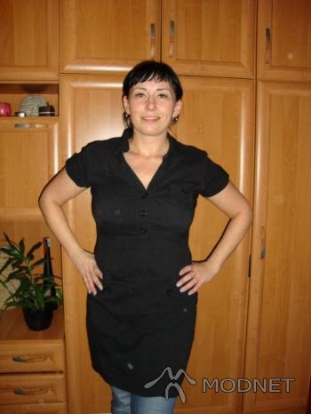 Tunika C&A, CH Jantar Słupsk; Kolczyki C&A, CH Jantar Słupsk
