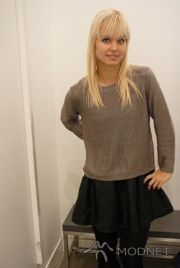 Sukienka H&M, Focus Mall Bydgoszcz