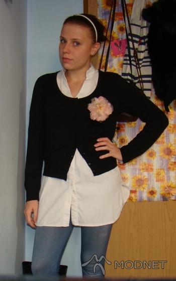 Sweter F&F, Tesco Olsztyn