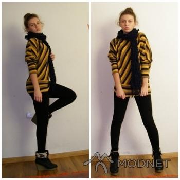 Sweter Moodo, MOODO Urban Fashion Mode Włodawa