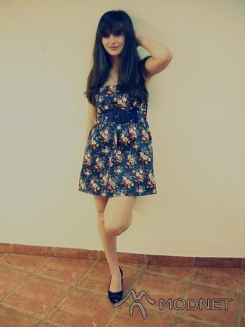 Sukienka Glamour, Glamour Nysa