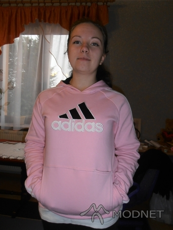 Bluza Adidas, Second Hand Mielec