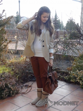 Marynarka Vanilla, http://www.allegro.pl