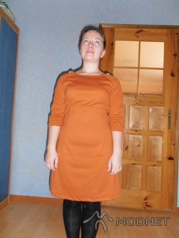 Sukienka Zuzzi, Świat Jeansu Mielec