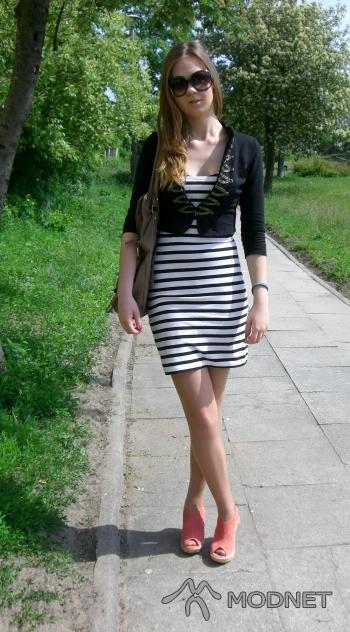 Sukienka H&M Divided, Alfa Centrum Gdańsk