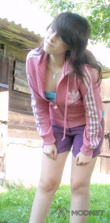 Bluza Adidas, M1 Zabrze