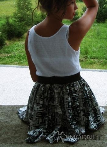 Spódnica Gina, http://www.allegro.pl