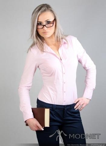 Spodnie Bershka, Manufaktura Łódź