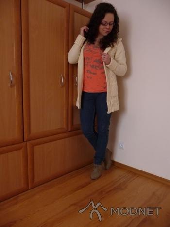 Bluzka Atmosphere, Atmosfera Nowy Sącz; Sweter sh, Atmosfera Nowy Sącz