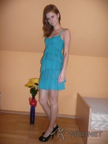 Sukienka Bershka, Blend Nowy Sącz