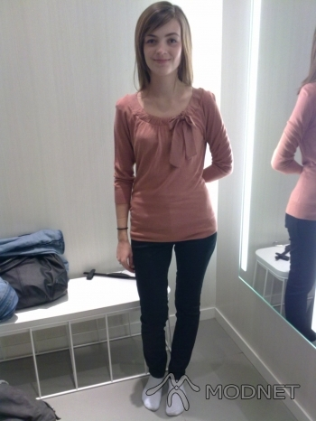 Sweter H&M, Pasaż Zieleniec Toruń