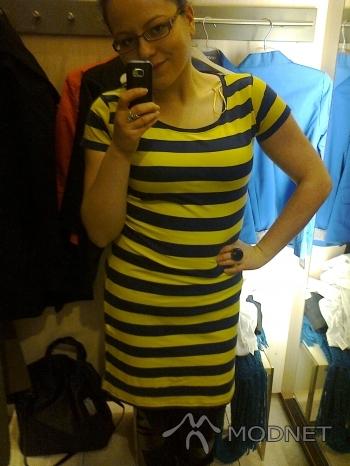 Sukienka Reserved, Galeria Sandecja Nowy Sącz